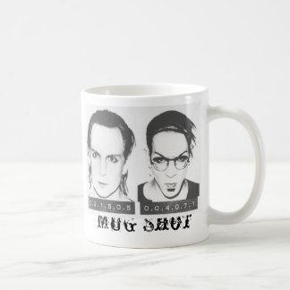 Personnalisez la tasse de café de photo de détenu