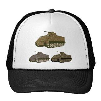 Personnel carrier Camo Trucker Hat