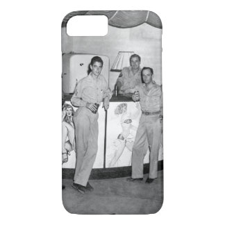 Personnel of OSS camp, Ceylon, 1945_War Image iPhone 7 Case