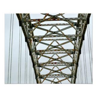 Perspective Bridge Photographic Print
