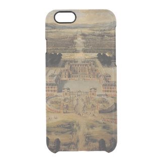 Perspective view of the Chateau Clear iPhone 6/6S Case