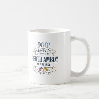 Perth Amboy, New Jersey 300th Anniversary Mug