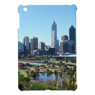 Perth Australia Skyline Case For The iPad Mini