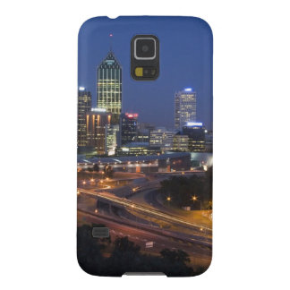 Perth, Australia. View of downtown Perth from Cases For Galaxy S5