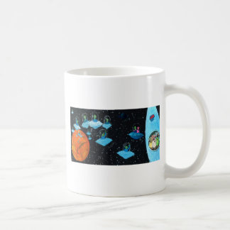 Perturbed Martians and some Cows Coffee Mug