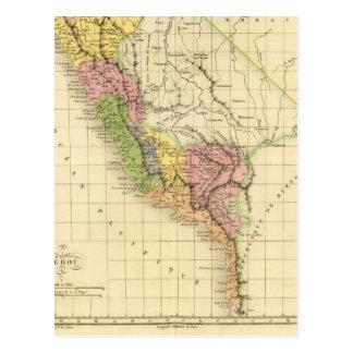 Peru 20 postcard