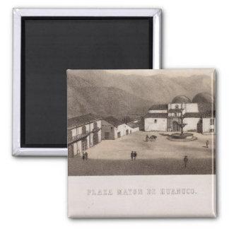 Peru 22 magnet