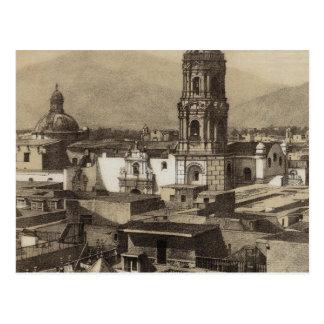 Peru 28 postcard