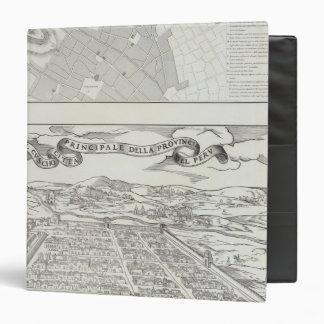Peru 34 vinyl binder