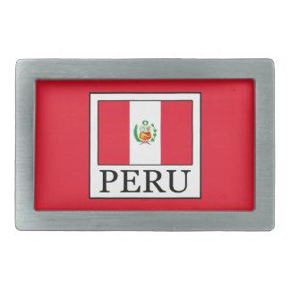 Peru Belt Buckle