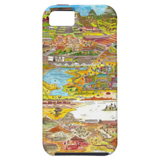 Peru & Bolivia (iPhone 5) iPhone 5 Cover