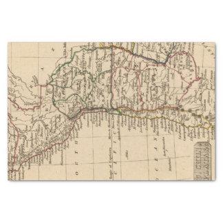 Peru, Chili, La Plata Tissue Paper