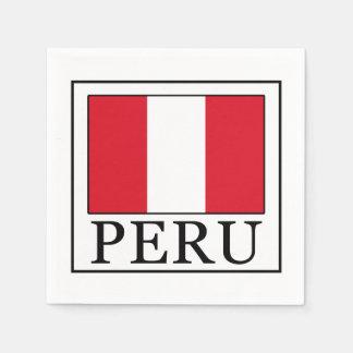 Peru Disposable Napkin