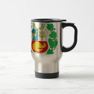 Peru - Escudo Nacional (National Emblem) Travel Mug
