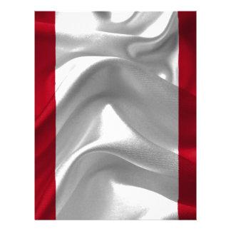 peru-Flag Letterhead