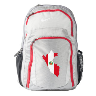 Peru Flag/Map