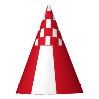 Peru Flag Party Hat