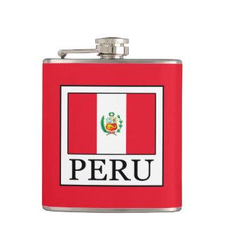 Peru Hip Flask