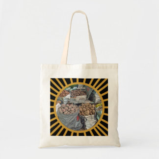 Peru-Land of Potatoes Tote Bag