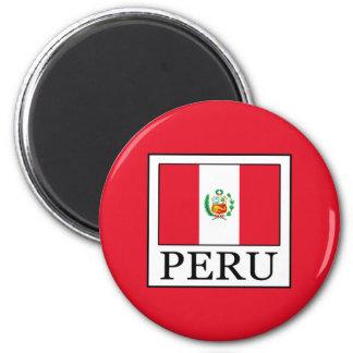 Peru Magnet