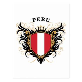Peru Postcard