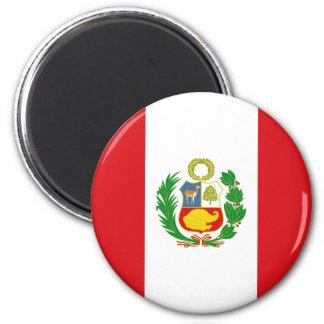 Peru State Flag Magnet
