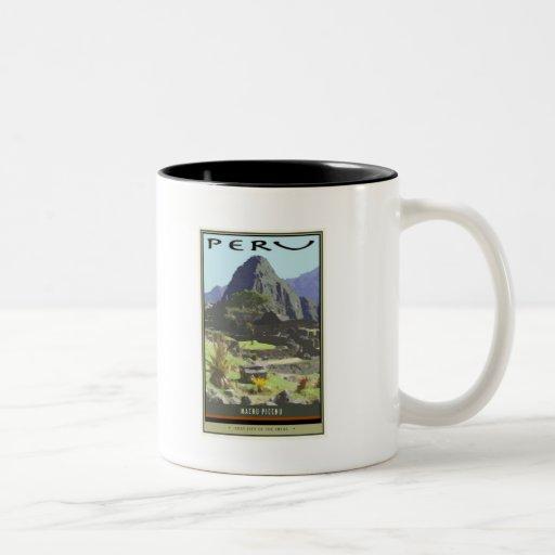 Peru Two-Tone Mug