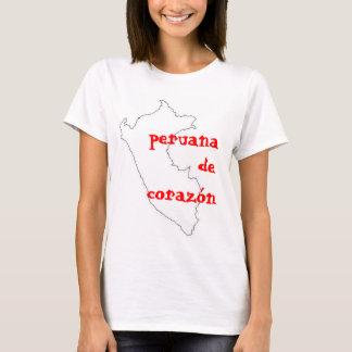 peruana de corazon T-Shirt
