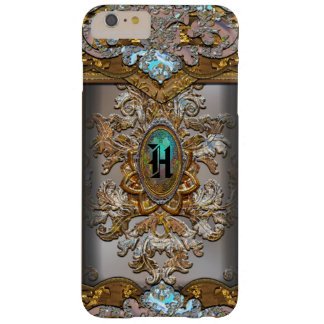 Perucho French Monogram Plus Barely There iPhone 6 Plus Case