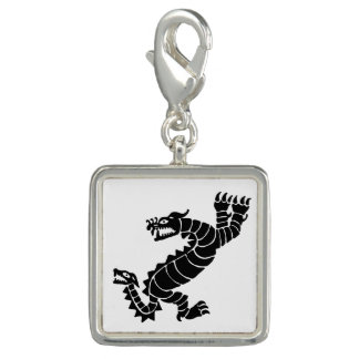 Peruvian Dragon Photo Charms
