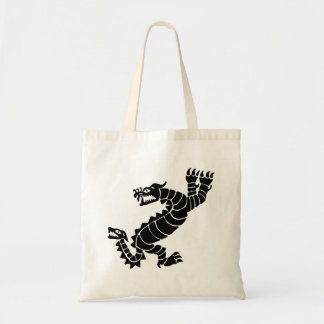 Peruvian Dragon Tote Bag