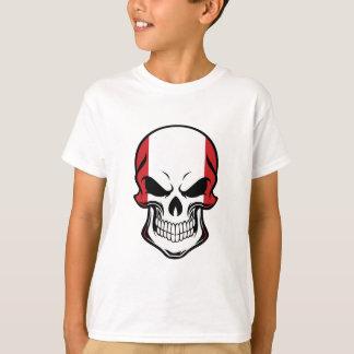 Peruvian Flag Skull T-Shirt
