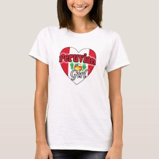 Peruvian Girl T-Shirt