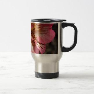 Peruvian lily (Alstroemeria aurea) Travel Mug