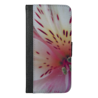 Peruvian Lily iPhone 6/6s Plus Wallet Case