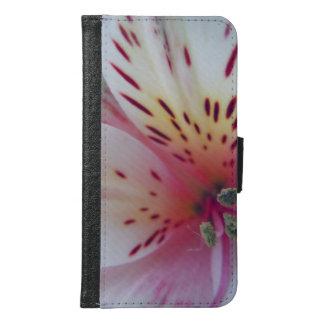 Peruvian Lily Samsung Galaxy S6 Wallet Case