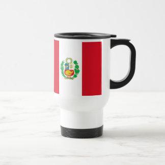 Peruvian state flag mug
