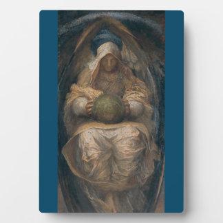 Pervading Spirit Angel Display Plaques