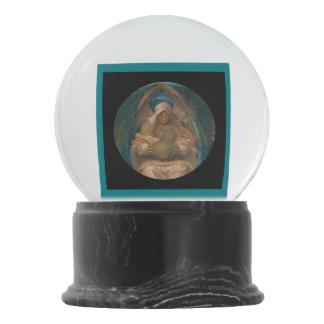 Pervading Spirit Angel Snow Globe