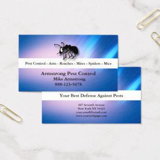 Pest Control Exterminator Ant Business Card