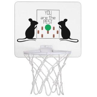 Pest Mini Basketball Hoop