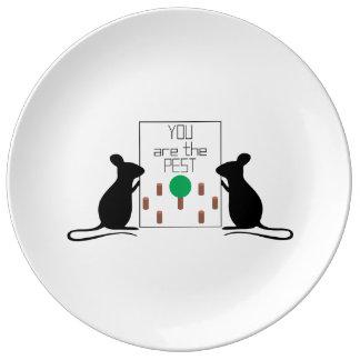 Pest Plate