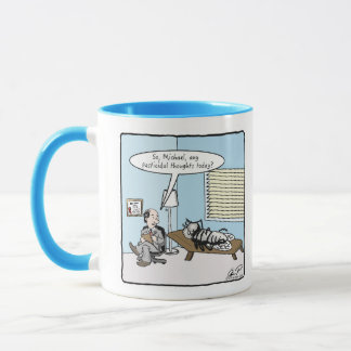 'Pesticidal' coffee mug