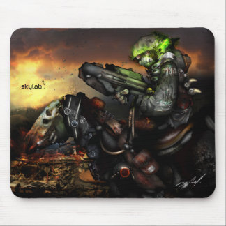 Pestilence Mouse Pad