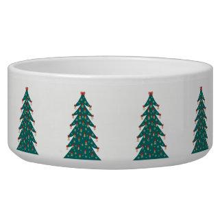 PET Bowl Christmas Trees