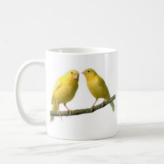 Pet Canary Bird Merchandise Coffee Mug