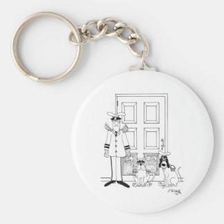 Pet Cartoon 4846 Keychain