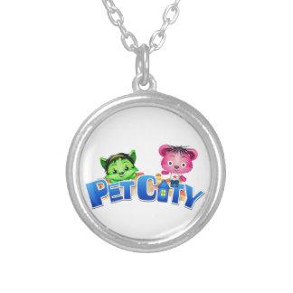 Pet City necklace