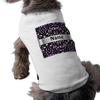 Pet Clothing Damask Style