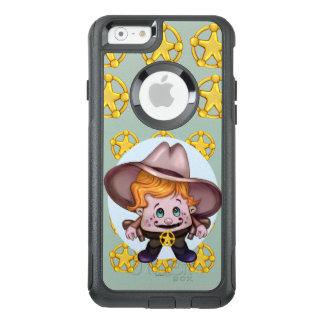 PET COWBOY ALIEN Apple iPhone 6/6s   CS OtterBox iPhone 6/6s Case